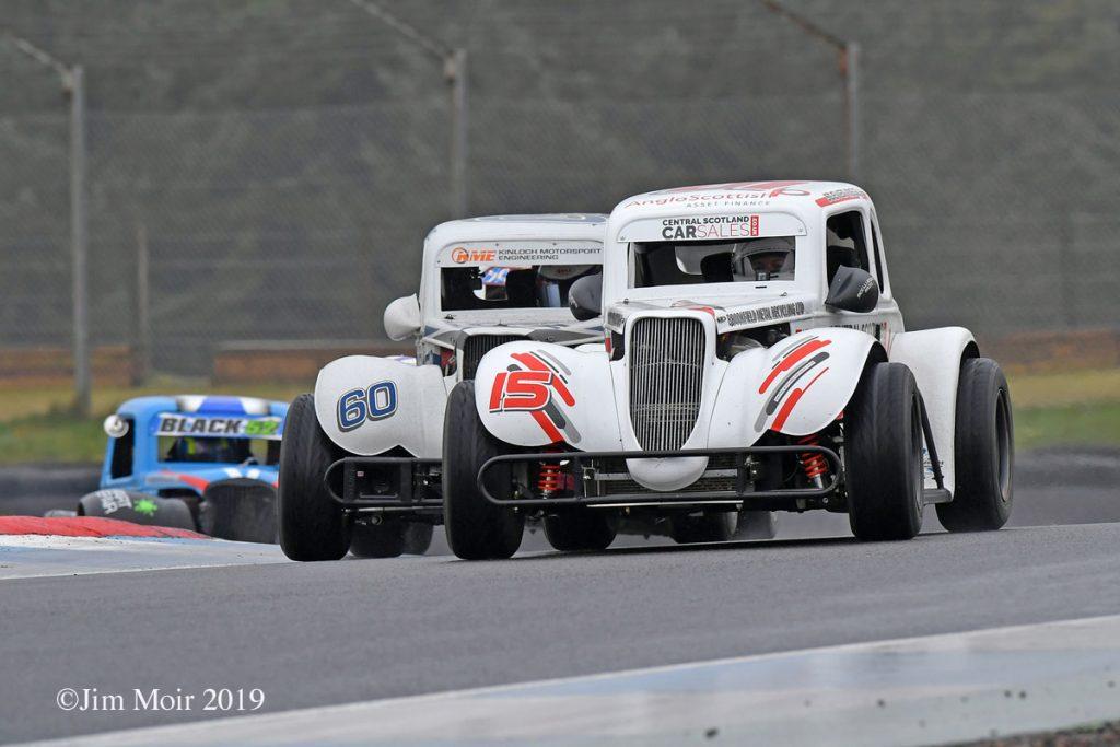 Round 1 2019 | Race Report | Scottish Motor Racing Club