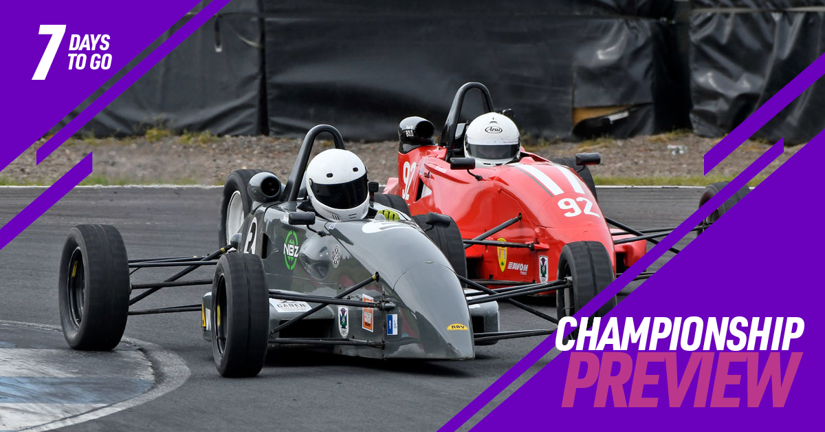 July Race Meeting Preview | Scottish Motor Racing Club